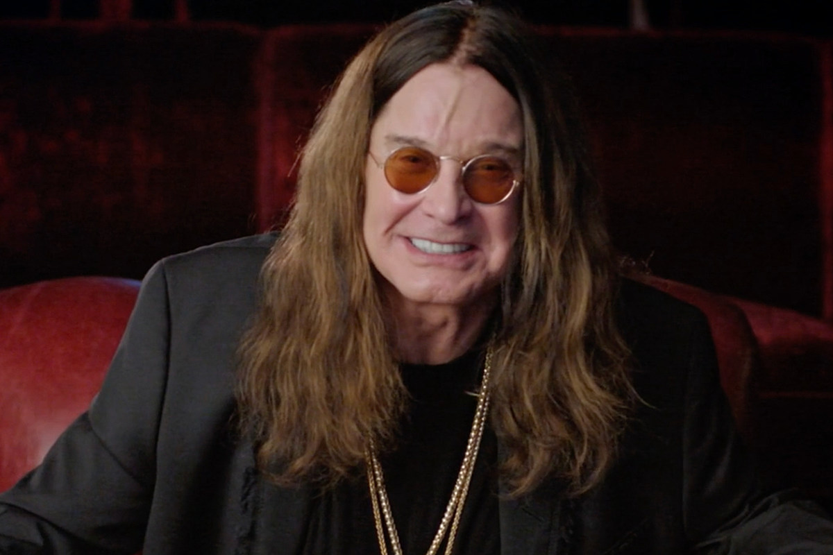 The Nine Lives of Ozzy Osbourne