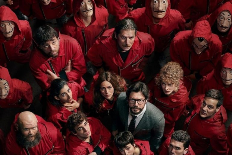 Money Heist Part 5