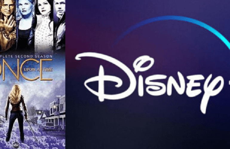 Disney Plus steals 'Once Upon A Time' from Netflix