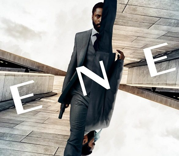 Christopher Nolan's is back with a mind-boggling blockbuster 'Tenet'
