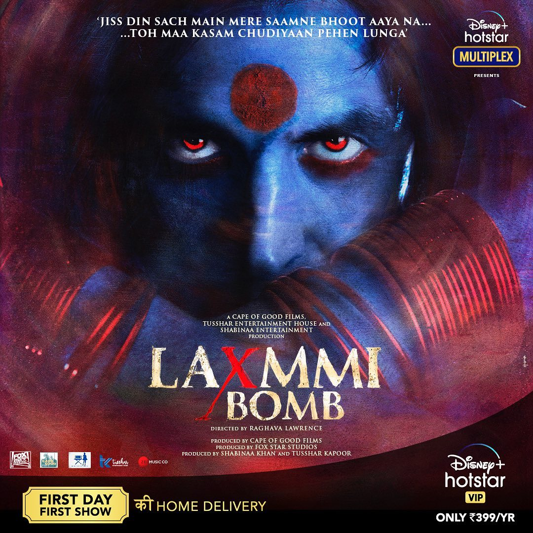 Laxmi Bomb-Will it be a Diwali Bomb!!